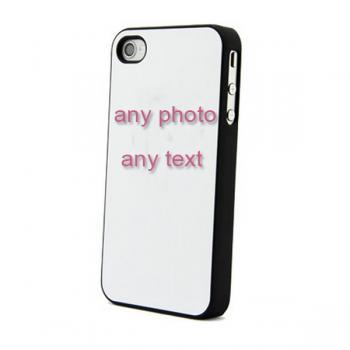 Custom personalized diy apple case TPU case PC hard cover For Iphone4/4s/5/5c/5s